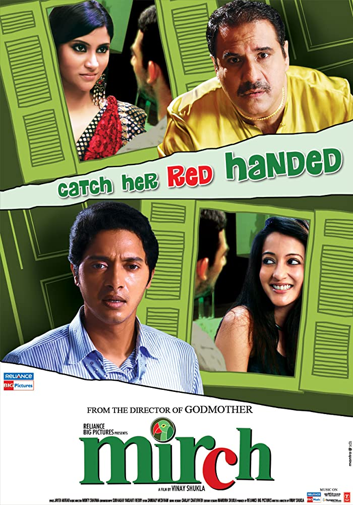 Mirch 2010 Hindi Movie AMZN WebRip 300mb 480p 1GB 720p 3GB 7GB 1080p