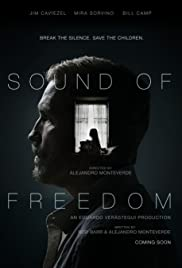 Sound of Freedom Poster