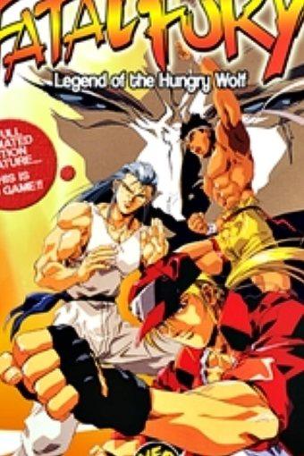 Fatal Fury: Rei dos Lutadores Dublado Online