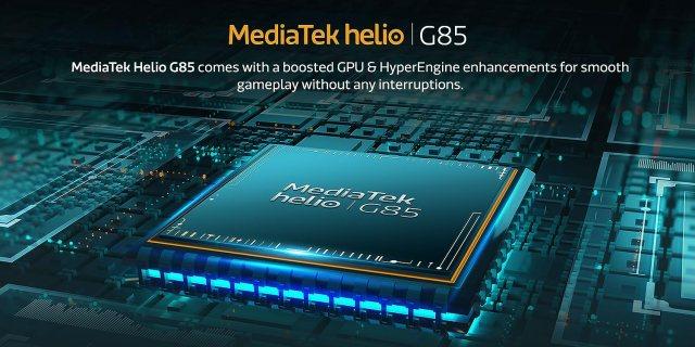 Amazon.in: MediaTek: Helio G85