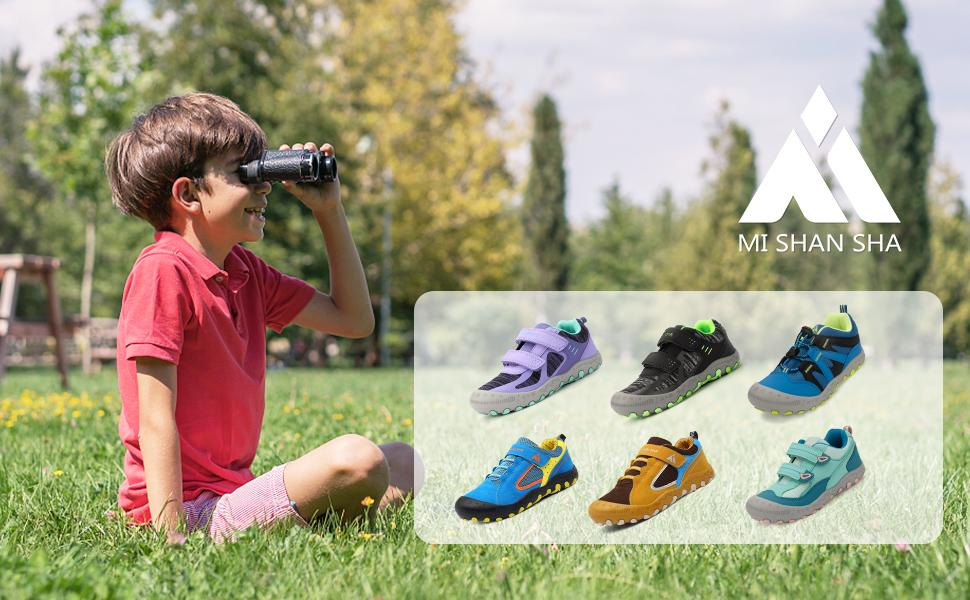 kids outdoor hiking shoes