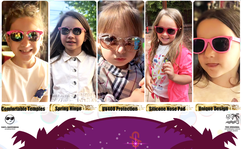 girls sun glasses