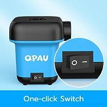 QAPU Electric Air Pump