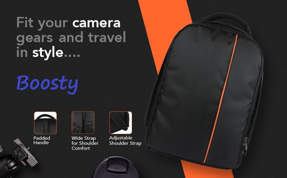 Universal Dslr Camera Bag13