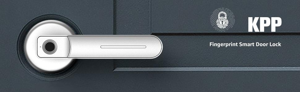 kapı kilidi akıllı kilit anahtarsız giriş sürgü kilidi