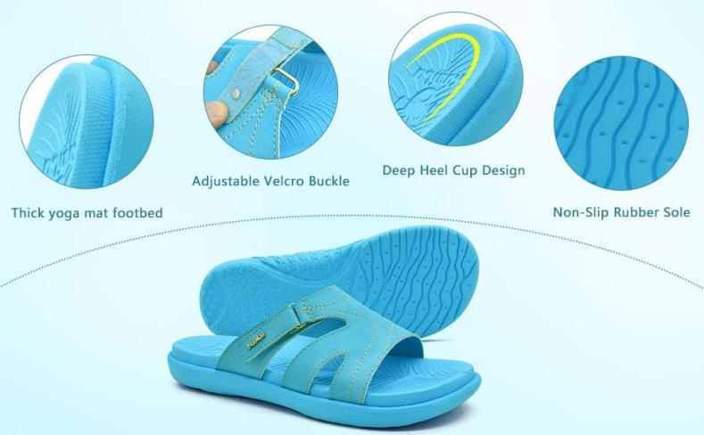 womens fashion slides sandals