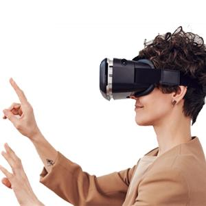VR immersive experience