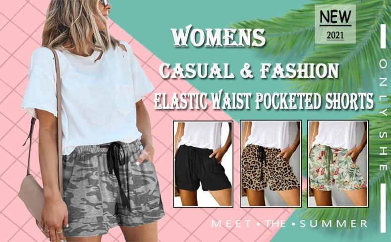 women casual fashion shorts