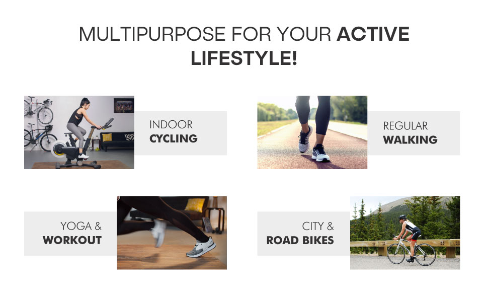 Tommaso Capri - cycling shoes for an active lifestyle