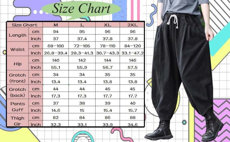 minbee cotton linen pants