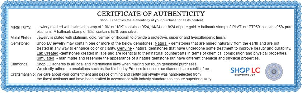 CERTIFICATE-OF-AUTHENTICITY