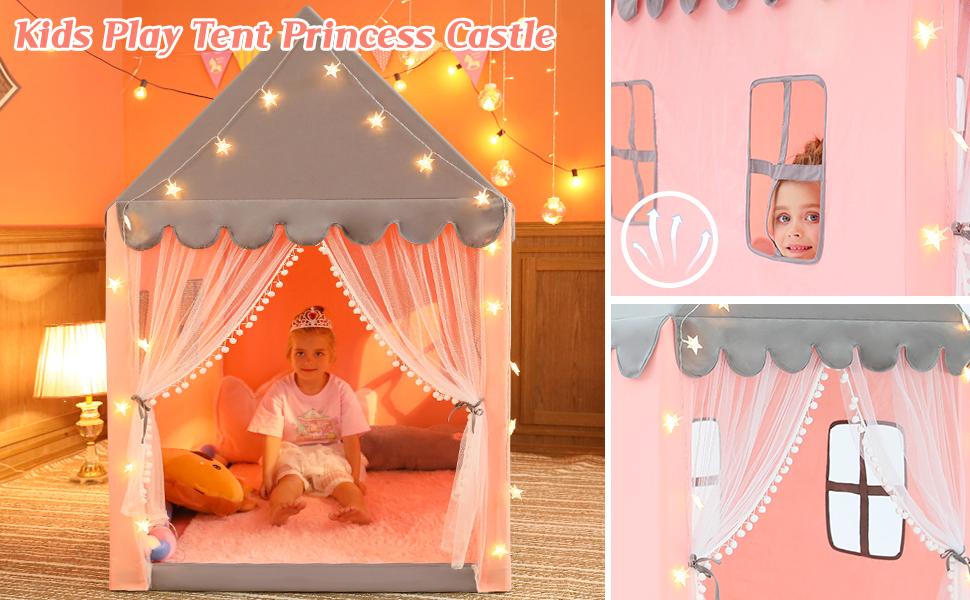 粉色帐篷9