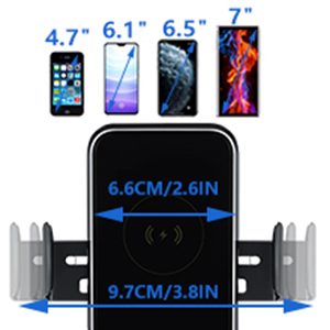 Applicable phone size