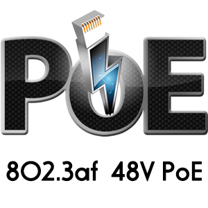 PoE Ip streaming camera
