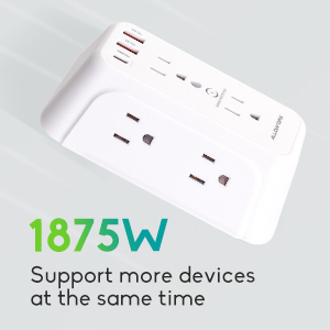 wall tap charger