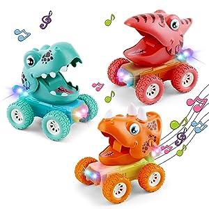 baby toys dinosaur cars