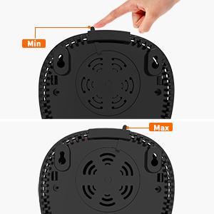 pool cover pump- anti-clogging adjustable bottom filter