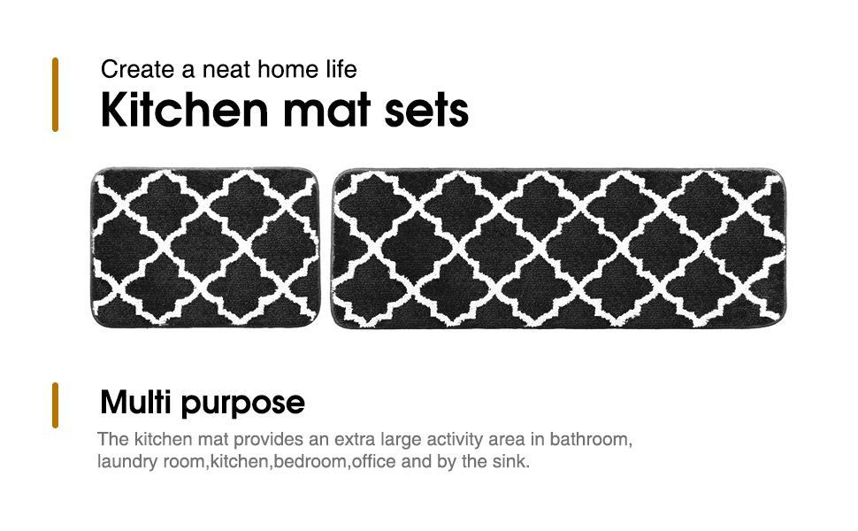 Kitchen Carpets and Rugs Non Slip