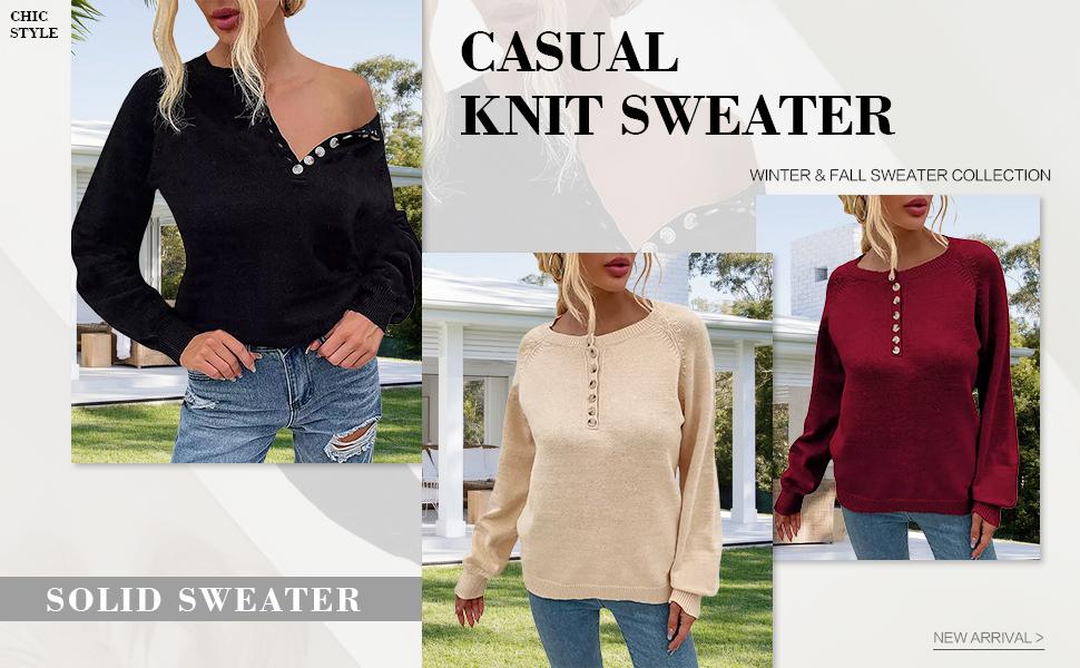 kint sweater