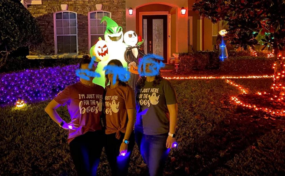 Halloween T Shirts for Women