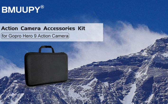 gopro hero 9 accessories kit