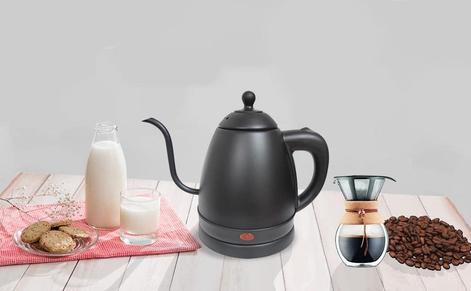 BLBO Electric Tea Kettle Gooseneck Kettle