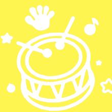 baby drum set