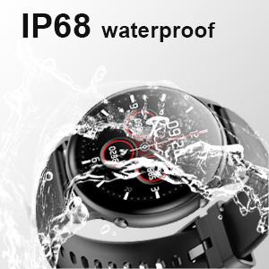 waterproof watch for swimming