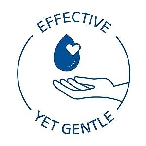 Effective yet gentle