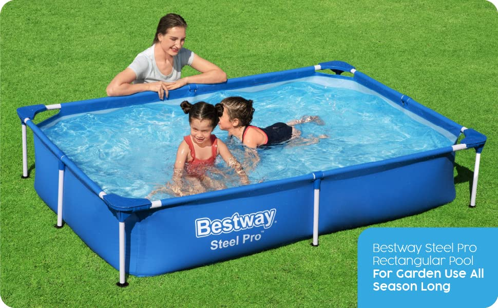 Pool, Swimming pool, steel pro pool, above ground pool, kids pool, paddling pool