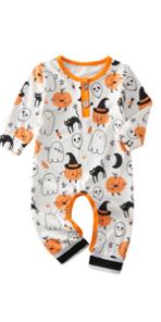 Halloween Rompers Newborn Baby