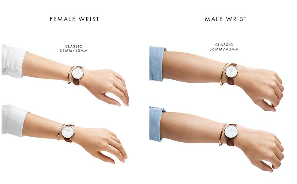 dw, daniel wellington, link, sizing, size chart, dw link, dw iconic, icon, iconic link, link watch