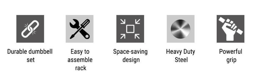 Set features