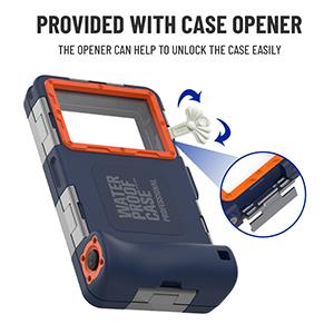 KAY for Waterproof case