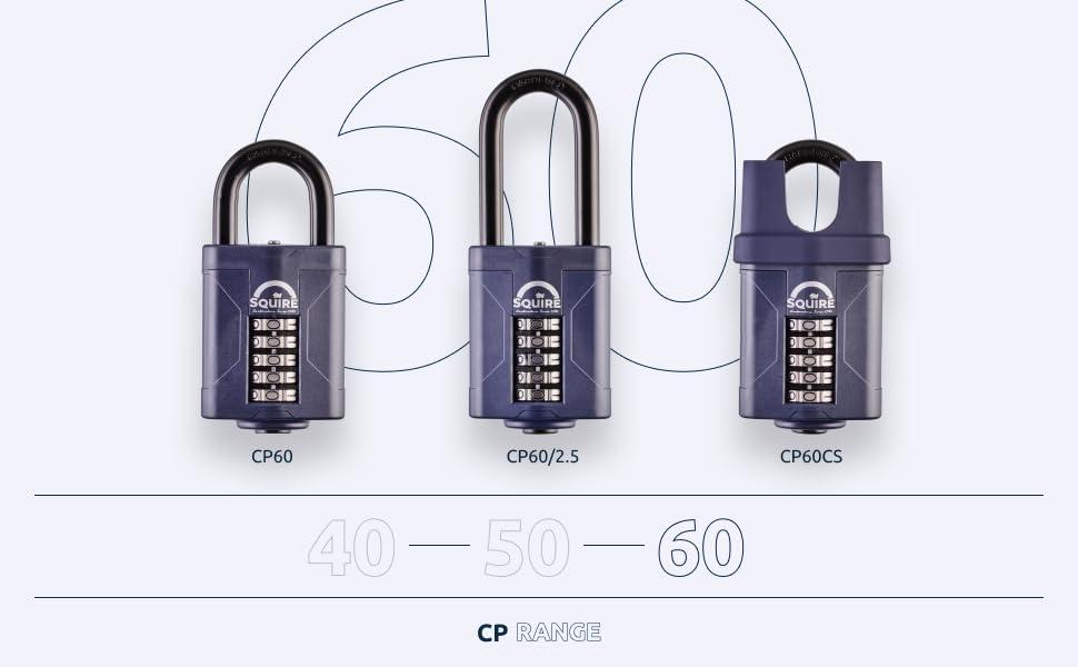 CP60/2.5 - Ürün Gamı