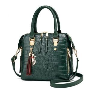 Vismiintrend Stylish Top Handle Satchel Sling Shoulder Handbag for Women