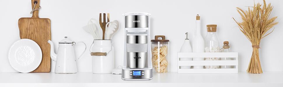 coffee maker, single serve coffee maker, single cup coffee maker, small coffee maker