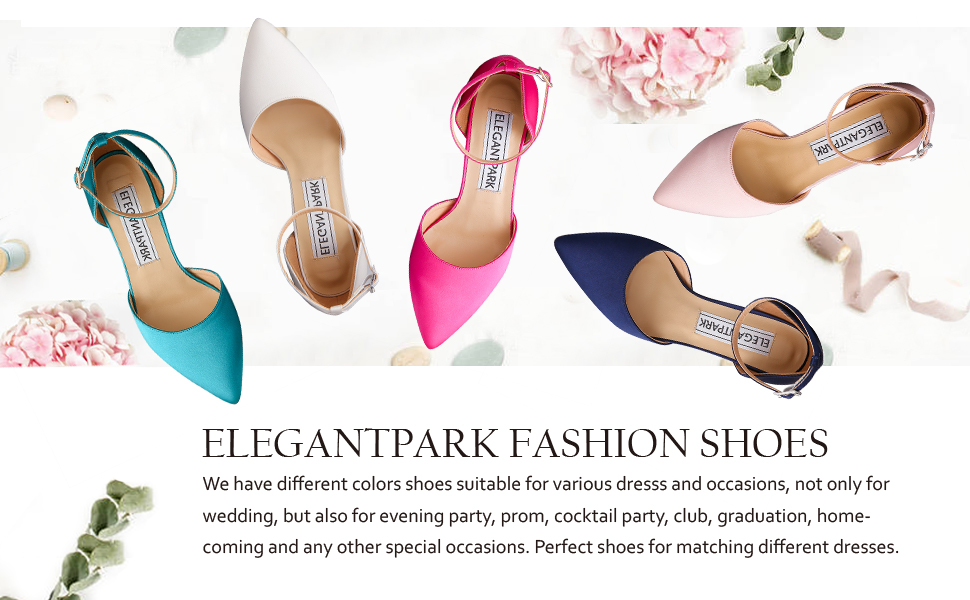 wedding shoes for bride evening dress pumps high heels for women bridesmaids ankle strap
