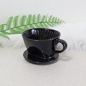 Pour Over Coffee Dripper - Ceramic Coffee Dripper