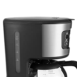 Gevi 5 Cups Small Programmable Coffee Maker A6
