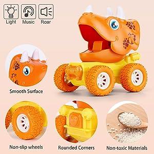 dinosaur car toys for kids