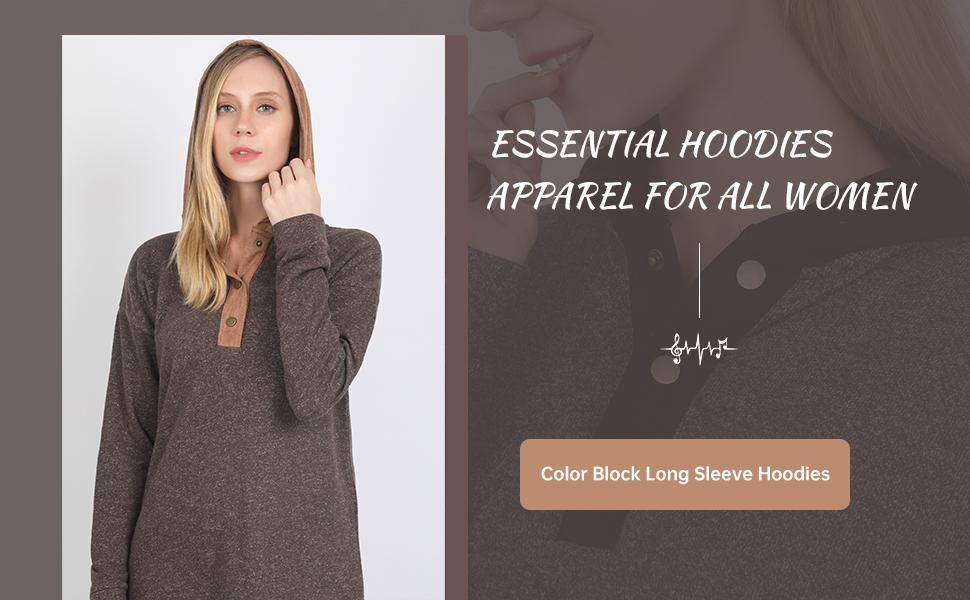 fashion sweatshirt with hood