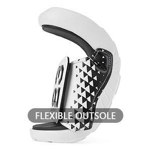flexible outsole