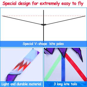 kites easy to fly