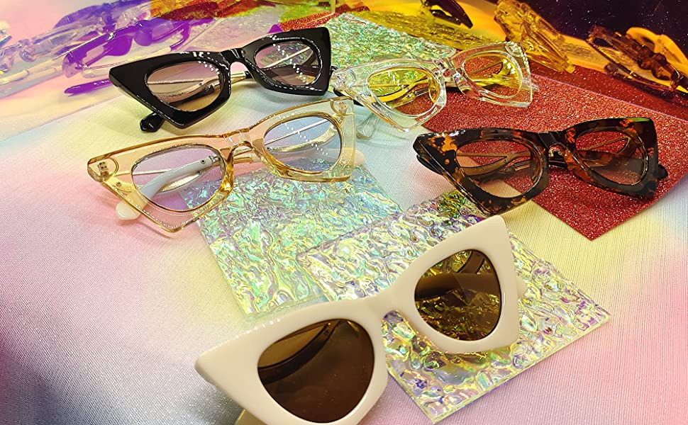 Buy T &NXY and you will get these unparalleled and unique sunglasses!