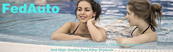 Provides You with High-Efficiency Filtration Solutions and High-Quality Pool Filter Products