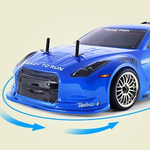 Superior Proportional Control &PVC Car Shell