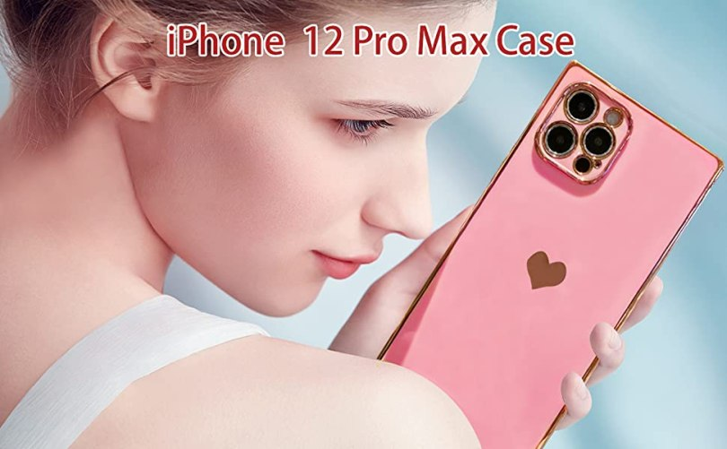 square case for iphone 12 pro max