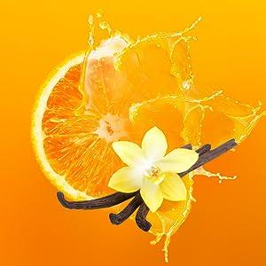 orange, orange essential oil, shower steamers, shower bombs, gifts for women