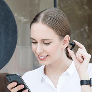 in ear detection